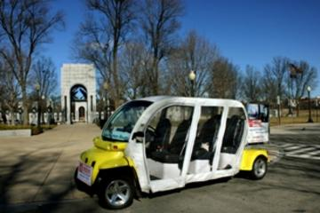 Washington DC Neighborhoods Tour by Electric Cart