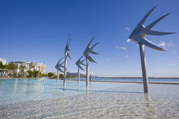 Cairns Shore Excursion: Cairns City Tour with Optional Green Island Cruise