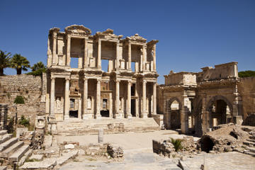 3-Day Small-Group Turkey Tour from Izmir: Kusadasi and Ephesus