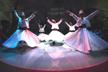 Whirling Dervish Show in Istanbul