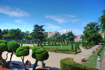 Madrid Buen Retiro Park Small-Group Tour and Skip-the-Line Prado Museum Ticke...