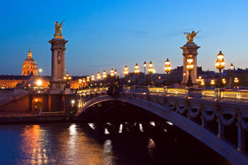 Paris by Night Walking Tour