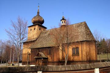 Lipowiec Castle and Vistula Ethnographic Park Day Trip from Krakow