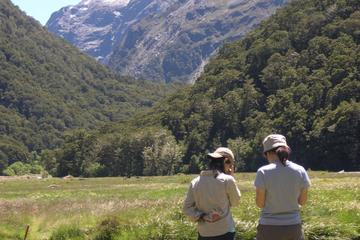 Small-Group Historical Walking Tour on the Lakeview Trail with Transport from Queenstown