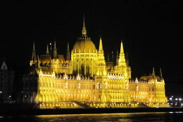 Danube Symphony Orchestra Cimbalom Concert with Optional Danube River Dinner Cruise
