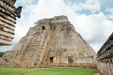 Progreso Shore Excursion: Uxmal Day Trip