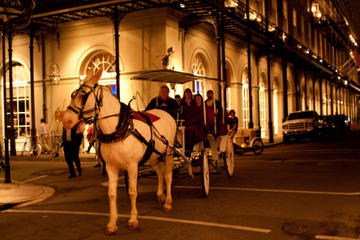 Private Haunted Carriage Tour in New Orleans