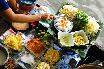 5-Day Gourmet Food Tour from Bangkok to Chiang Mai