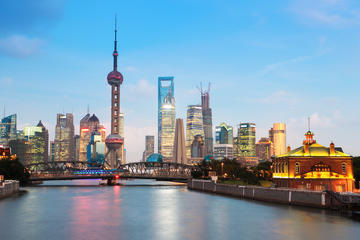 9-Day China Highlights Tour: Shanghai, Xitang Water Town, Xi'an and Beijing Including the Great Wall