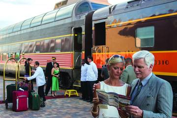 Luxury Overnight Train Journey: New Orleans to Chicago
