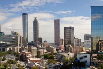 Four Hour Atlanta City Sightseeing Tour by Coach