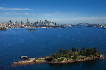 Sydney Harbour Island Swim and Snorkel Cruise