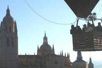 Hot-Air Balloon Ride over Toledo or Segovia with Optional Transport from Madrid