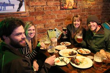 Prague Beer and Czech Tapas Evening Walking Tour