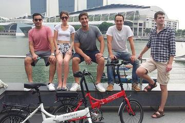 Singapore City Bike Tour