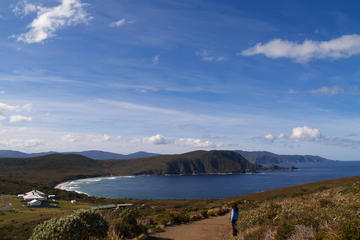 Bruny Island Sightseeing and Gourmet Tour from Hobart