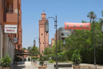 Marrakech Medina Walking Tour Including Bahia Palace and the Photography Museum