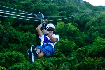 Adventure Day at Scape Park Cap Cana