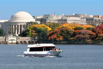 Washington DC Fall Foliage Day Cruise