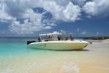 Best St Maarten Speed Boat and Snorkeling Tour