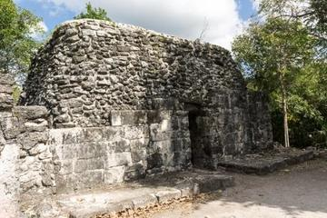 Combo Tour: Cozumel Island Tour, Mayan Ruins and Playa Mia Beach Park