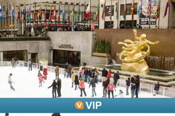 Picture of VIP: Rockefeller Center Ice Skating and Dining Experience