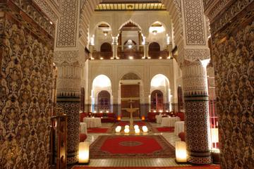 Marrakech Dinner and Show in a Moroccan Palace
