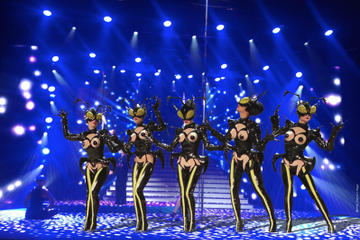 Mugler Follies Cabaret in Paris