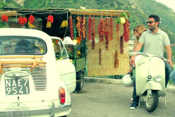 Private Tour: Amalfi Coast by Vintage Vespa from Naples
