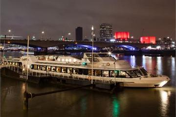 New Year's Eve in London Luxury Dinner Cruise