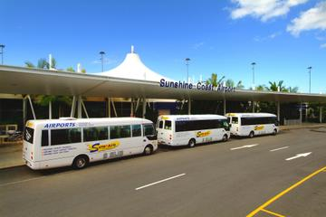 Shared Arrival Transfer: Sunshine Coast Airport to Hotel