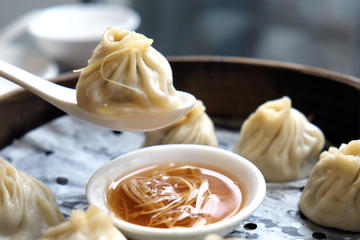 Michelin-Star Dinner at Din Tai Fung with Luxury Chinese Massage Treatment