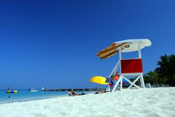 Cornwall Beach Admission with Round-Trip Transport in Montego Bay