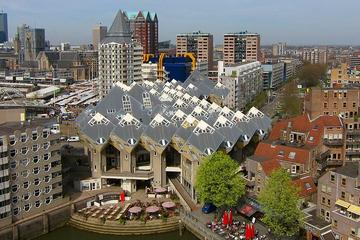 Private Tour: Rotterdam Walking Tour Including Harbor Cruise