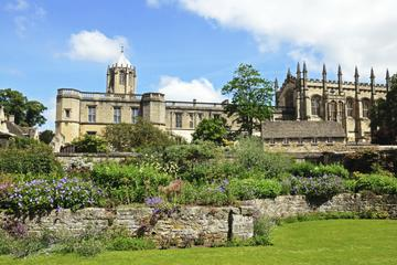 Best Oxford Rail Tour from London Including Christ Church College