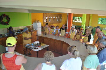 Caribbean Cooking Experience in Dominica