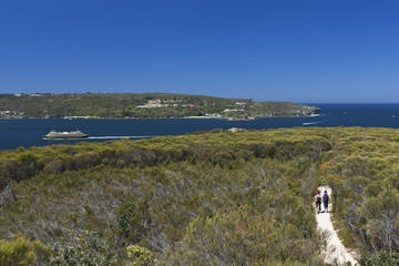 Sydney Harbour National Park: Walking Tour from the Spit to Manly