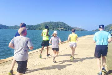 St Thomas Waterfront Running Tour