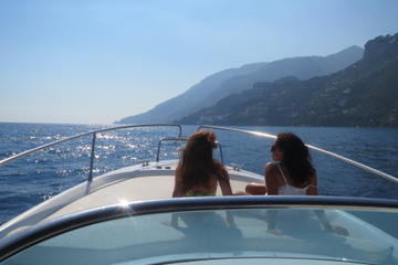 Private Tour: Amalfi Coast and Capri Cruise