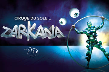 Zarkana by Cirque du Soleil® at ARIA Hotel and Casino