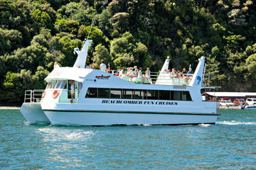 Marlborough Sound Cruise