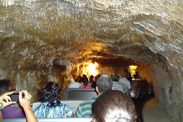 Harrison's Cave Eco Tour and Powerboat Cruise