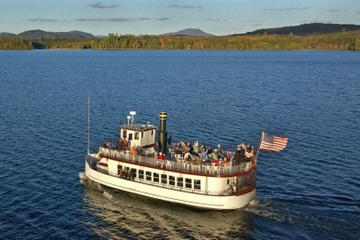 Picture of Raquette Lake Sightseeing Cruise