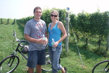 Picture of Long Island Wine Country Bike Tour with Tastings, Picnic Lunch