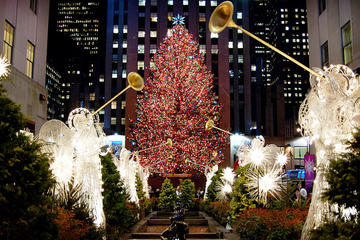 Book Luxury Christmas Lights Tour of Manhattan Now!