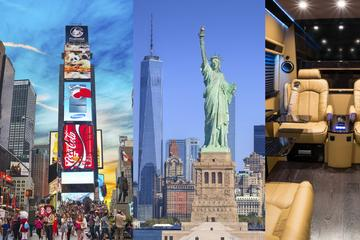 Picture of Private Luxury Tour of NYC by Limo, Sprinter Van or Mini Coach