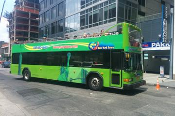 Picture of NYC 3-Day Hop-On Hop-Off Bus Pass