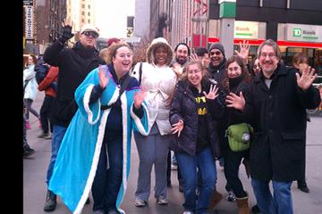 Picture of Off-Broadway Walking Tour