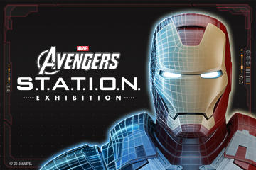 Picture of Marvel's Avengers STATION the Exhibition at Discovery Times Square