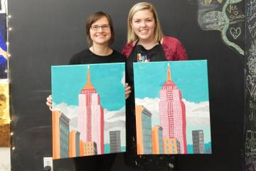 Picture of 2-Hour Guided Painting Class - No Experience Necessary